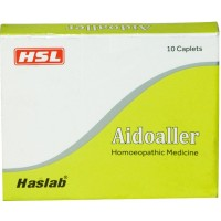 Haslab Aidoaller Tab (10tab) : Relieves Sneezing, Running Nose, Eye Redness, Sinusitis,  Nasal Allergy