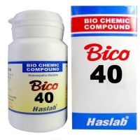 Haslab BICO 40 (Allergy) (20g) : Helps in Boosting Natural Immunity of Body, Sneezing, Skin problems