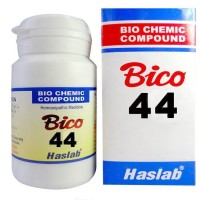 Haslab BICO 44 (Cataract) (20g) : Spark & Dark Spots in front of eyes, White layer deposits on lens is reduced