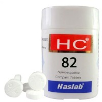 Haslab HC 82 (Skoocum Complex) (20g) : Herpetic Eruptions on Skin with Pain, Burning and Itching, Dryness of Skin