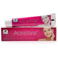 New Life Acnelone Face Cream (25g) : For Pimples, Black Head, Spots, Scar Marks, Wrinkles, Freckles, Improves Complexion