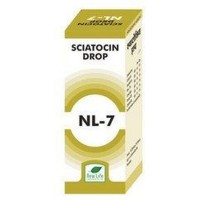 New Life NL-7 (Sciatocin Drops) (30ml) : Relieves Sciatica Pain, Lower Back Pain, Tingling, Numbness in feet