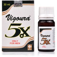 REPL Vigoura 5X (30ml) : Premature Ejaculation, Lack of Vitality, Lack of Holding Time
