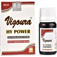 REPL Vigoura Hy Power (30ml) : Premature Ejaculation, Lack of Vitality, Lack of Holding Time, For Age 40-50 Yrs