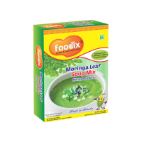Moringa Oleifera Soup Mix (moringa Leaf Soup Mix) - Pack Of 2
