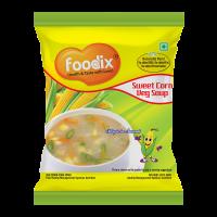 Foodix Sweet Corn Soup Mix 48g (Pack Of 7)