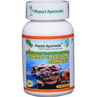 Planet Ayurveda's Coral Calcium Complex Capsules (60)