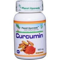 Planet Ayurveda's Curcumin Capsules (60)