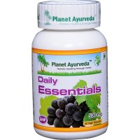 Planet Ayurveda's Daily Essentials Capsules (60)