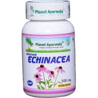 Planet Ayurveda's Indian Echinacea Capsules (60)