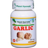 Planet Ayurveda's Garlic Capsules (60)