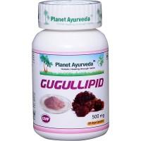 Planet Ayurveda's Guggullipid Capsules (60)