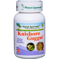 Planet Ayurveda's Kishore Guggul Tablets (120) - Gout, Joint Pain Relief