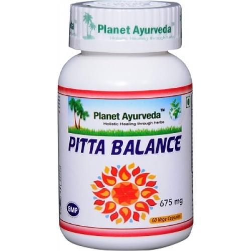 Planet Ayurveda's Pitta Balance Capsules (60)