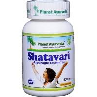 Planet Ayurveda's Shatavari Capsules (60)