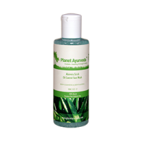 Planet Ayurveda's Aloe Vera Scrub Oil Control Face Wash 210 ml