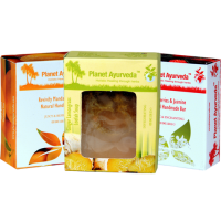 Planet Ayurveda COMBINATION OF HERBAL BARS