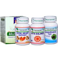 Planet Ayurveda HYPERTENSION CARE PACK