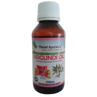 Planet Ayurveda NIRGUNDI Oil 100 ml