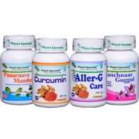 Planet Ayurveda SARCOIDOSIS CARE PACK