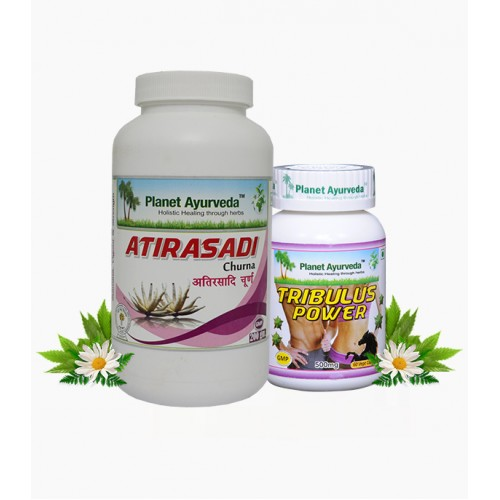 Planet Ayurveda Erectile Dysfunction Care Pack