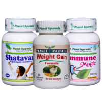 Planet Ayurveda HYPERTHYROID CARE PACK