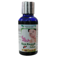 Planet Ayurveda's Kumkumadi Oil 30 ml - Skin Lightening, Blemishes