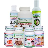 Planet Ayurveda Psoriasis Care Pack