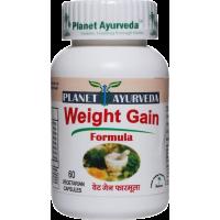 Planet Ayurveda Weight Gain Formula - 60 Capsules