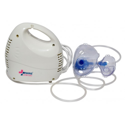Nanz Comfort Nc-201 Nebulizer For Adults And Kids With Full Kit