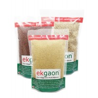 Healthy Traditional Millets Combo 1 (ragi Millet (finger Millets) 500g, Foxtail Millets (thinnai) 500g, Jwar (sorghum) 500g)