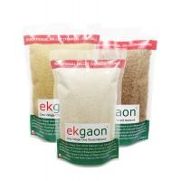 Healthy Traditional Millets Combo 5({kodo Millet 500g, Foxtail Millet (thinnai) 500g, Barnyard Millet 500g)