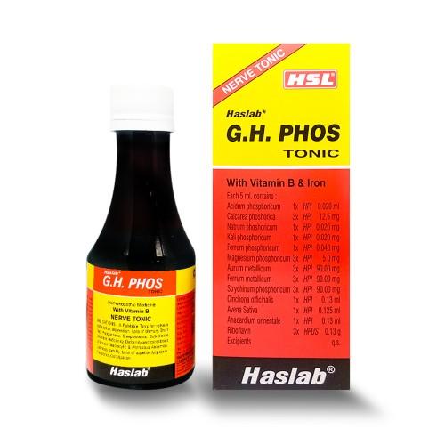 Haslab G.h. Phos Tonic Sf (Sugar Free) 200ml