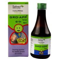 Gro-app Syrup 200 Ml - Improves Appetite