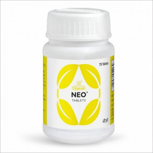 Charak Neo Tablet The Natural Approach In The Management Of Premature Ejaculation 75 Tablets