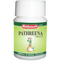 Baidyanath Pathreena Tablet (50tab) : Ayurvedic formulation which proposes to take care of the overall well being of the kidney