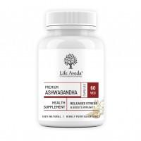 Life Aveda - Premium Ashwagandha 500 Mg Capsule