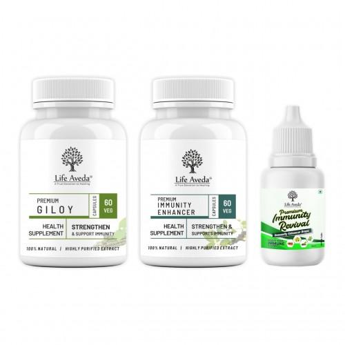 Life Aveda Immunity Booster Pack