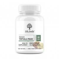 Life Aveda - Premium Triphala Magic 500 Mg Capsule