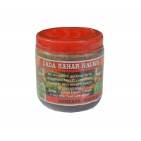 Sada Bahar Herbal Health Tone Weight Gain Halwa 70g 1 Pack