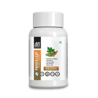 Ae Naturals Pure Papaya Leaf Extract Capsules For Boost Platelets 60 Caps