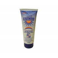 Soft Touch Sun Block Sun Screen Cream With Water Proof And SPF UV 40 200g