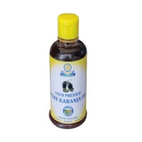 High Quality Pure Cold Pressed Pongamia Karanja Oil 450 ml