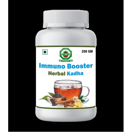 Chandigarh Ayurveda Centre Immuno Booster Herbal Kadha 200g