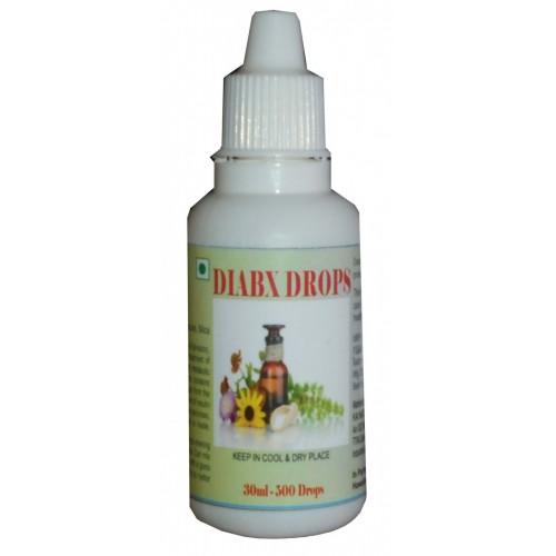 Hawaiian Herbal Diabx Drops , Hawaii, Usa - 30 Ml